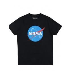 UC MTK075 T-SHIRT NASA NOIR