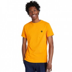 TIMBERLAND TB0A2BPR TSHIRT MOUTARDE