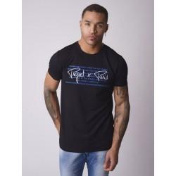 PROJECT X 2110155 T-SHIRT BLACK