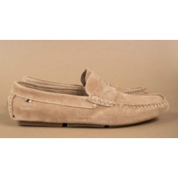 JJ JFWCARLO SUEDE TAUPE 20 COULEUR TAUPE (S)
