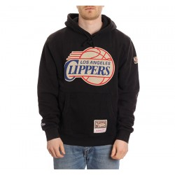 MN WORN LOGO HOODY CLIPPERS