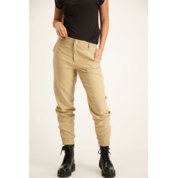ONLY ONLBIBS PANT BEIGE