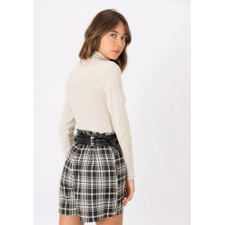 TIFFOSI AGATE PULL COL ROULE BEIGE